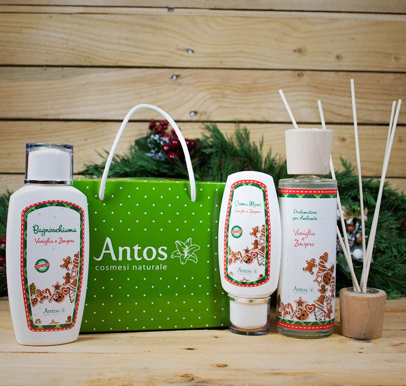 packaging natale personalizzato antos