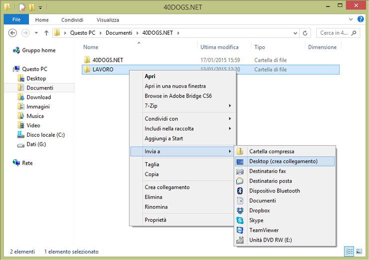 Organizzare Il Desktop Sul Proprio Computer
